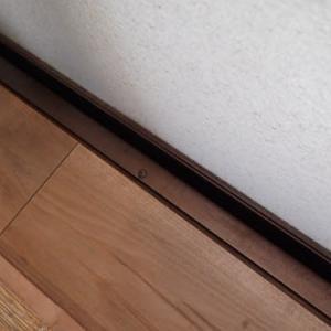 リビング床の張替え ④
