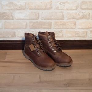 ティンバーの靴