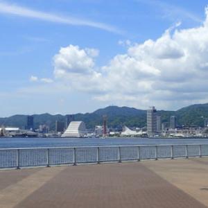 久しぶりに神戸