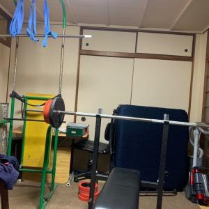新トレーニングルーム