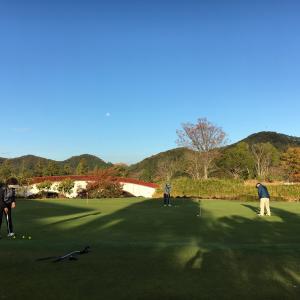 ゴルフの限界を感じた