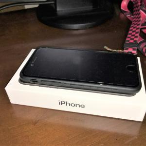 iPhoneSEが届いた