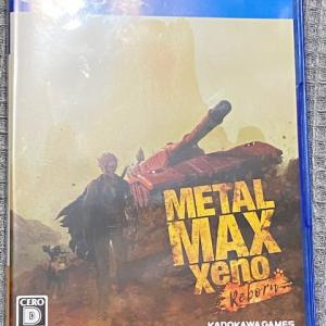 買いました!「メタルマックス ゼノ リボーン」
