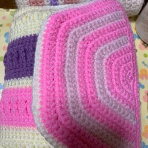 編み物道具入れのレシピです🤗
