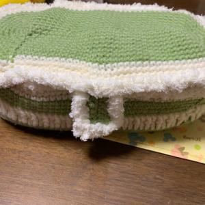 筆箱的な物の編み方レシピのリンクです🤗