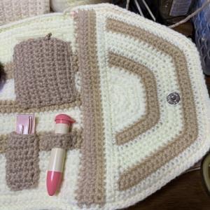 私の編み物道具一式🤗
