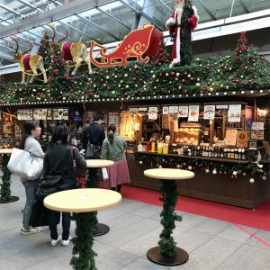 六本木クリスマスマーケット、ウエイトトレ