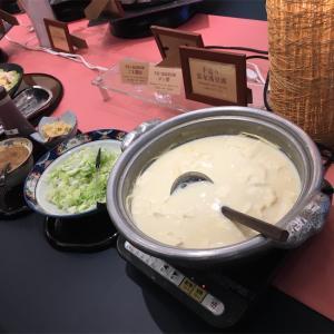 朝食ブッフェ@湯快リゾートあわら温泉青雲閣