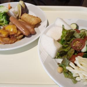 ご当地食材多数!朝食ビュッフェ@ホテルニューオータニ鳥取