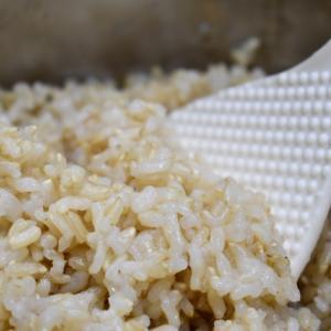 インスタントポットで玄米を炊いてみました