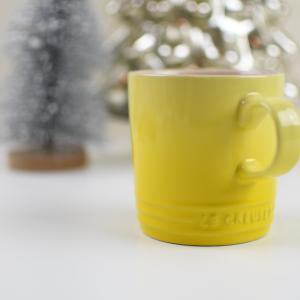 【スグレモノ】ル・クルーゼのマグカップ