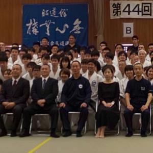 国内最高峰の乱取個人戦「植木杯」3連覇!