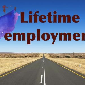 終身雇用がなくなる!?働き方と正社員の運命と未来について