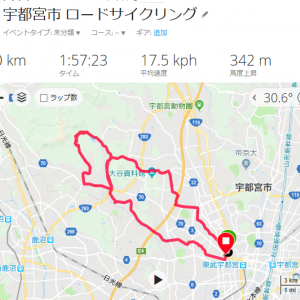 R20190908-宇都宮桜ー古賀志山林道アタック!