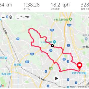 R20190928-多気山山道ー古賀志山林道29k