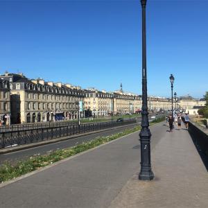 パリから1泊2日で行く、ボルドー旅行