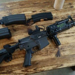 銃の選び方のこと