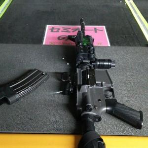 0.25g弾とM4A1のこと
