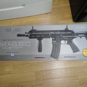 HK416C カスタムのこと