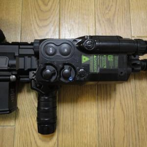 HK416Cのバッテリーケースを自作すること