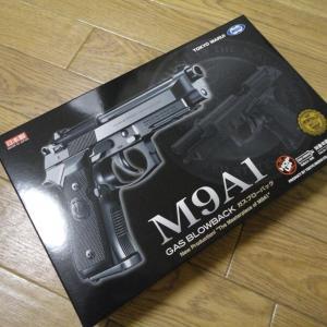 M9A1をレビューすること