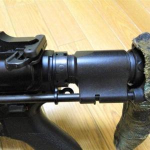 【レビュー】M4用バレルナットレンチ【鈍器】