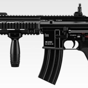 HK416Cのバリエーションのこと