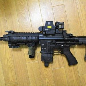 【実銃】HK416Cの動画のこと【動画観賞】