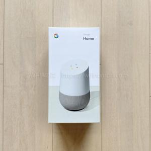 【画像・動画あり】Google HOME(スマートスピーカー)の初期設定方法