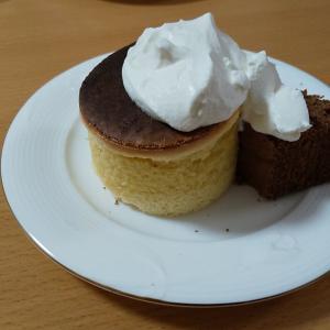 【休日クッキング】薄力粉でふわふわ厚焼きパンケーキ