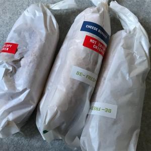フレッシュネスバーガーのホットドッグ3種食べ比べ