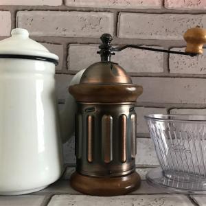 コーヒーミルで挽いた粉やコーヒー豆保存法、おすすめキャニスター