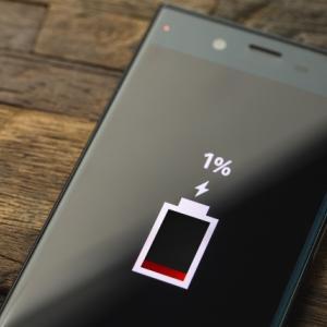 大容量モバイルバッテリーのすすめ