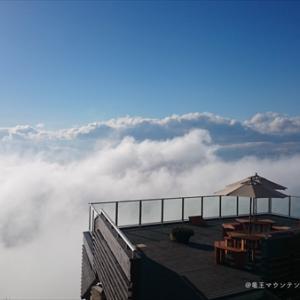 紅葉シーズン到来!長野の2大絶景テラスでウエディングフォト