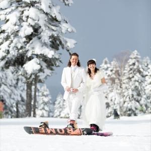 スキー場&雪景色で記念のお写真・映像を撮影しませんか?【長野】