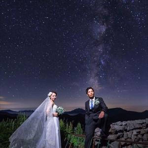 星空&夜景で記念のお写真を残しませんか?【長野】
