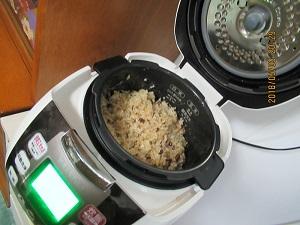 玄米の糠に多いと言う無機ヒ素の問題