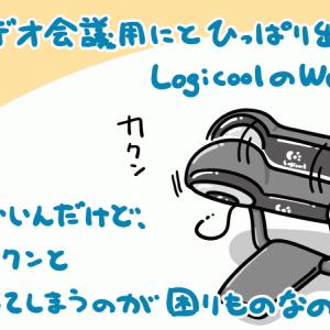 ビデオ会議にそなえるべく、首がすぐ垂れてしまうLogicool Qcam Pro 9000の分解調整を試みる