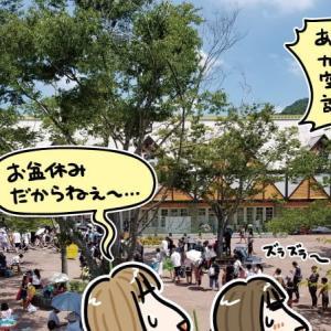 関西方面へ家族旅行 2日目と3日目 ~ 空いてると評判の姫路セントラルパークでプール三昧なのです