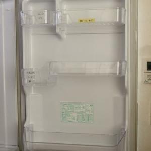 冷蔵庫内の定位置変化は、暮らしの変化