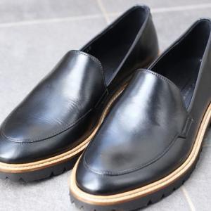 新しい靴はオトコマエ 考え直した靴のこと