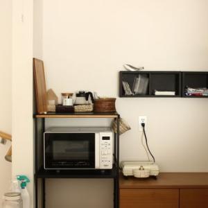 キッチン収納の基準を「二人用の動線」に変更!