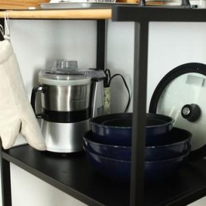 キッチンをあきらめない…苦手な動線を改善