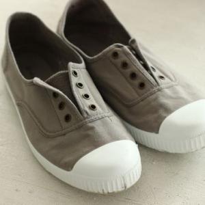 おニューのスニーカーと、靴も秋支度