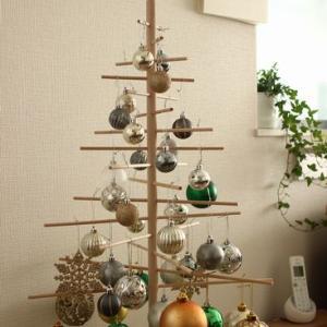 クリスマスツリーは出したけど