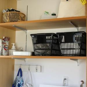納戸の収納変更 大きめ家具をなくす