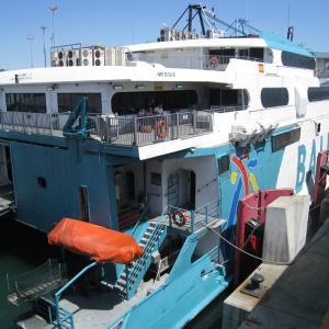 【2008年GW】ポルトガル・スペイン・モロッコ旅行(4日目)-誕生日にはジブラルタル海峡を渡ってモロッコへ!!‐