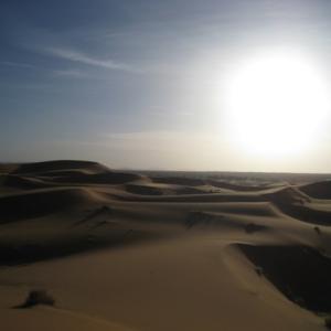 【2008年GW】ポルトガル・スペイン・モロッコ旅行(6日目)-ドキドキのサハラ砂漠で寝泊まり!!‐