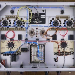 出力管差し替えPPアンプ進捗 12月10日