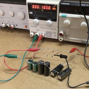 6B4Gシングルアンプのカソードバイパスコンデンサー